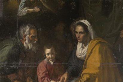 Un experto destaca la importancia del hallazgo del óleo de Velázquez en Yale