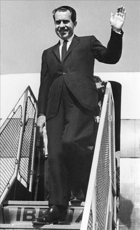 """Una grabación revela la intención de Nixon de derrocar al """"hijo de puta"""" de Allende"""