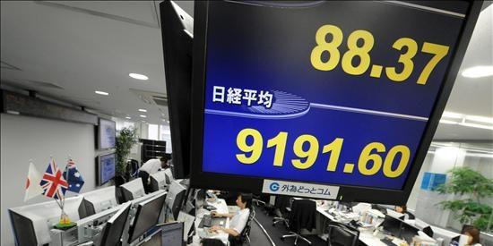 El Nikkei pone fin a cinco jornadas de caídas con una moderada subida