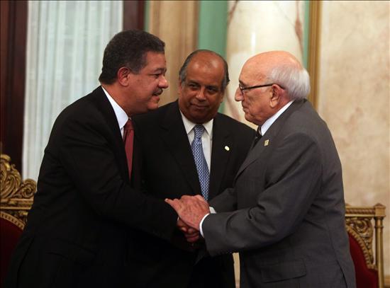 El Gobierno dominicano cierra las conmemoraciones de la llegada de exiliados españoles