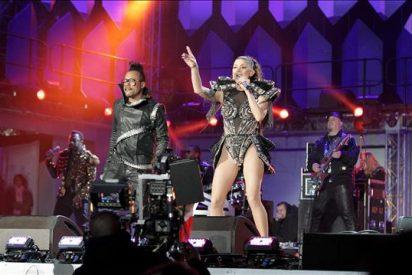 The Black Eyed Peas y David Guetta se citan en el estadio del R.C.D Espanyol