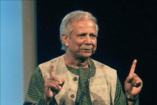 Yunus apuesta por aprovechar la crisis para reformar la economía mundial