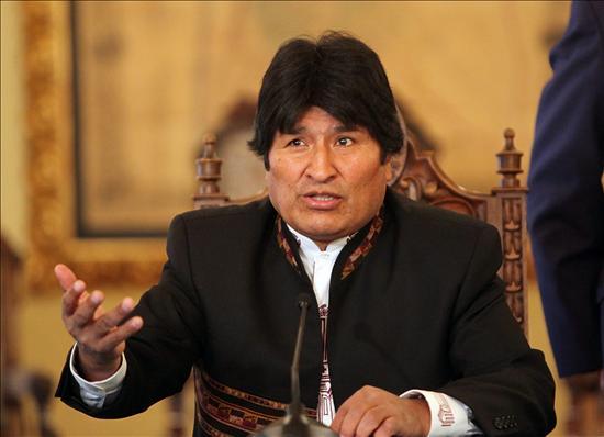 Morales amenaza con una huelga de hambre si el Congreso no aprueba cinco leyes orgánicas