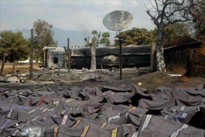 Ya son 232 los muertos por la explosión de un camión cisterna en Congo