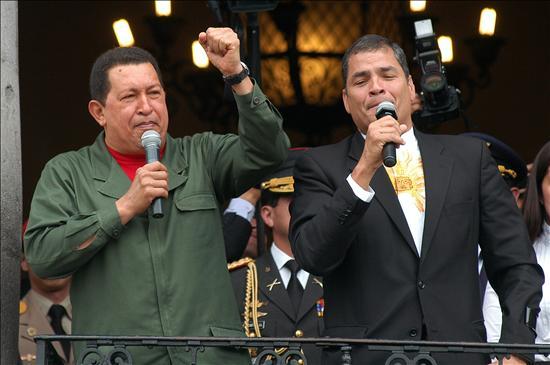 Correa visita Venezuela para cumplir una nutrida agenda de dos días