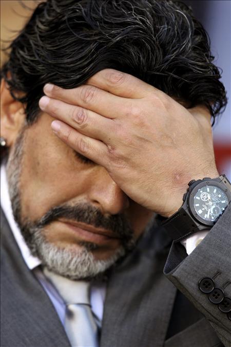¿Murió la era Maradona?