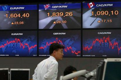 La Bolsa de Seúl consigue su primera ganancia en cinco jornadas