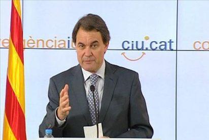 CiU ganaría los comicios y podría sumar más que PSC, ERC e ICV, según un sondeo