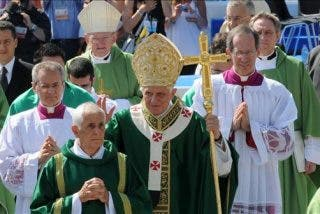 El papa viajará al Reino Unido del 16 al 19 de septiembre
