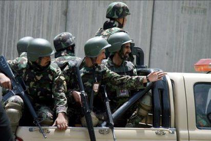 Mueren tres soldados de la ISAF por la explosión de artefactos en el sur afgano