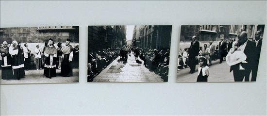 El IVAM lleva a Marraquech la exposición fotográfica La Valencia del Tranvía