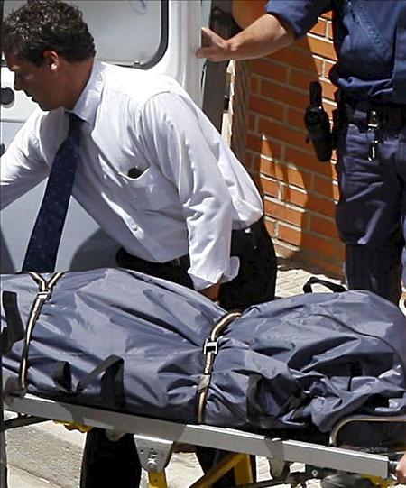 Hallan muerta en Landete (Cuenca) a una mujer apuñalada por su marido