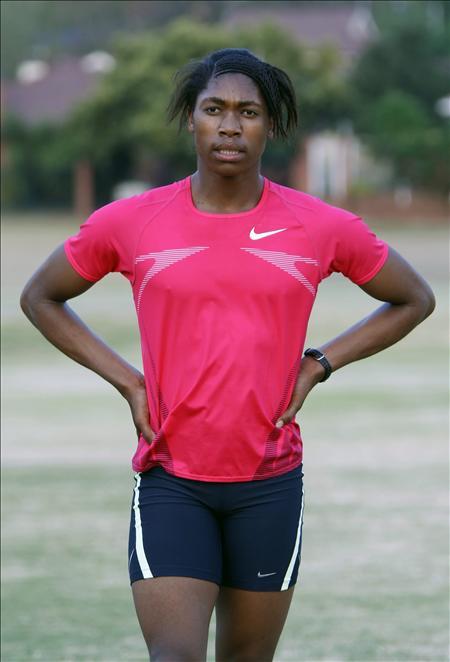 La IAAF autoriza a competir a Semenya con efectos inmediatos