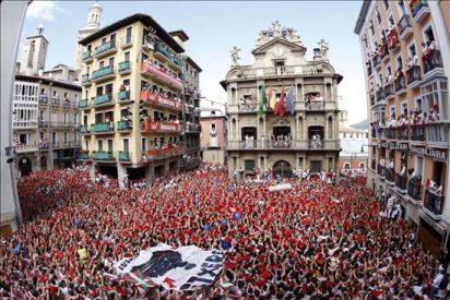 Pamplona vive expectante las horas previas a una fiesta de referencia mundial
