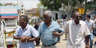 Un conductor de autobús mata a tiros a seis trabajadores en un barrio cairota