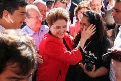 Rousseff y Serra inician la campaña electoral igualados en las encuestas