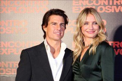 """Tom Cruise presenta en Río de Janeiro """"Knight and Day"""", un filme """"único"""""""