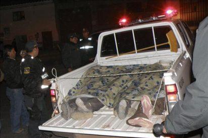 Los españoles heridos se recuperan en Cuzco pero uno sigue muy grave