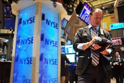 Wall Street mantiene una sólida alza y el Dow Jones sube el 1,54%