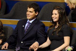 Levi Johnston, ex yerno de Sarah Palin, le pide perdón a ella y a su familia