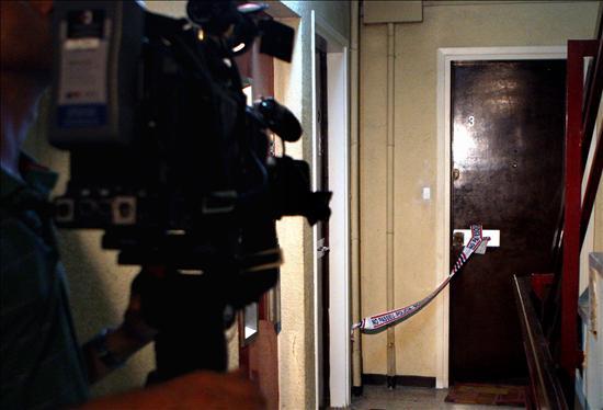 Un hombre mata en Sants a su mujer, que le había denunciado por malos tratos