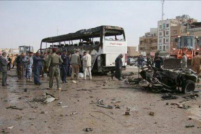 Al menos 28 peregrinos chiíes muertos y 63 heridos en un atentado en Bagdad