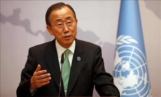 """Ban pide """"maximizar"""" el impacto de las misiones de paz en protección a los civiles"""