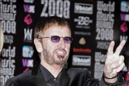 Ringo Starr celebra sus 70 años con un concierto en Nueva York