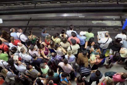 La jornada de huelga en el Metro arranca sin incidentes y con servicios mínimos del 50 por ciento
