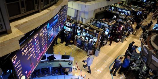 El Dow Jones baja el 0,07 por ciento después de siete sesiones de ganancias