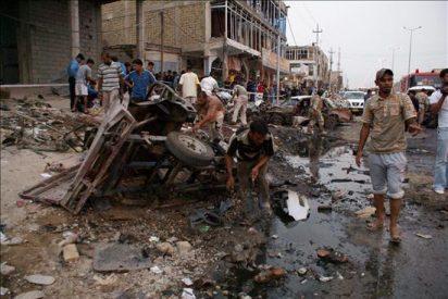 Mueren dos policías y otras 18 personas resultan heridas en ataques en Mosul