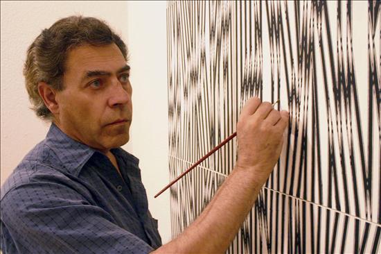Fallece el pintor constructivista español Miguel Alberquilla