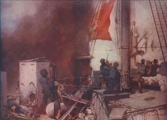 La imagen de la Guerra del Pacífico, revisada en un libro por Renzo Babilonia