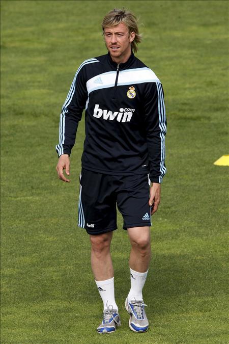 Guti se despide hoy en el Bernabéu