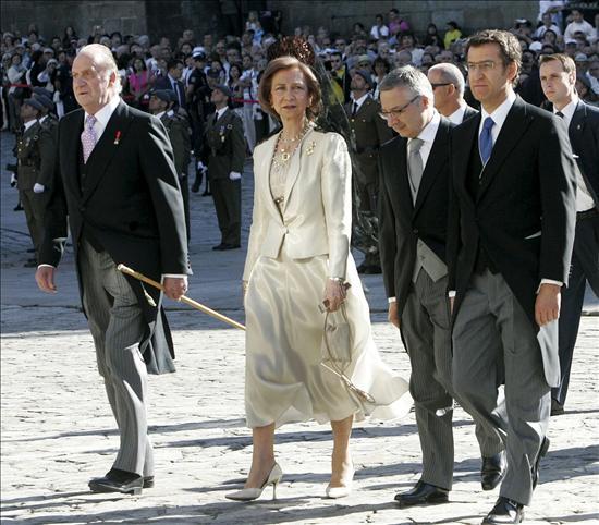 El Rey pide que se asegure la solidaridad entre las CCAA en una España unida y plural