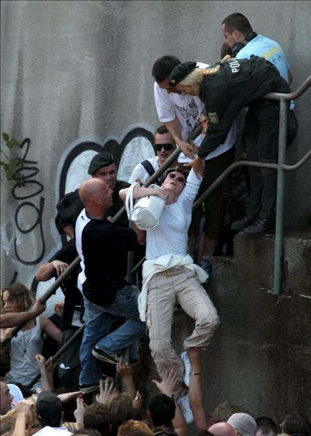 """Alemania busca una explicación a la tragedia de la """"Loveparade"""""""