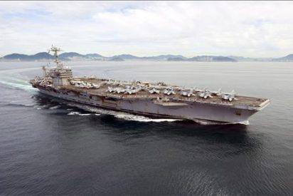 Segundo día de maniobras militares de EEUU y Corea del Sur