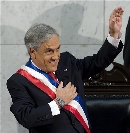 Piñera excluirá a los condenados por delitos de lesa humanidad en el indulto