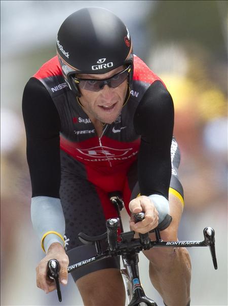 Armstrong confiesa que no podía abandonar