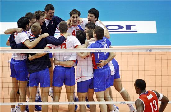 3-2. Serbia se lleva tercer puesto de Liga Mundial ante irregular Cuba