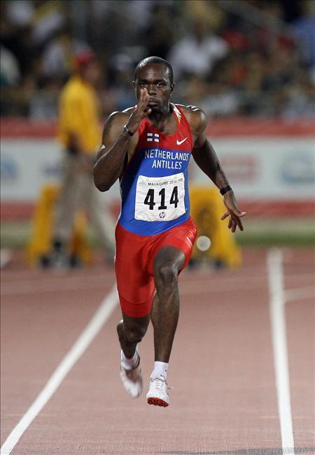 Venezuela imprime velocidad al medallero y Martina a la pista