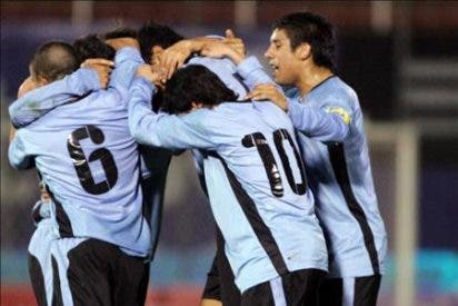 1-2. Uruguay obtiene un agónico triunfo ante México en el torneo en Paraguay