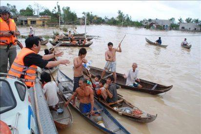 """La tormenta tropical """"Chantu"""" causa 11 muertos a su paso por Vietnam"""