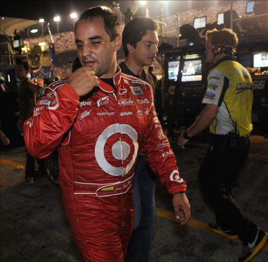 Montoya fue el mejor piloto y su equipo hizo la peor decisión