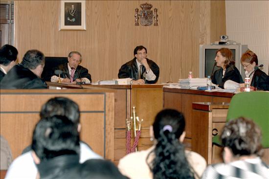Condenados a 7 años y medio de prisión dos miembros del clan de los Monchines por drogas