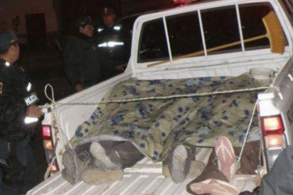 Al menos cuatro españoles mueren en un accidente de tráfico en el sur de Perú en el que hay diez heridos más
