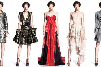 La primera colección de Sarah Burton para Alexander McQueen