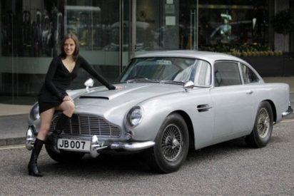 Subastan el coche de James Bond
