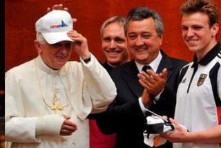 El Papa, con el corazón en Alemania