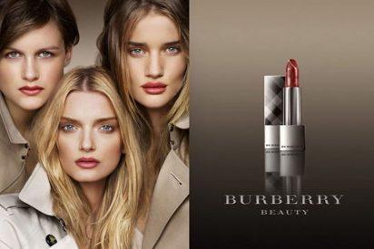 Rosie Huntington-Whiteley, protagonista de los cosméticos Burberry